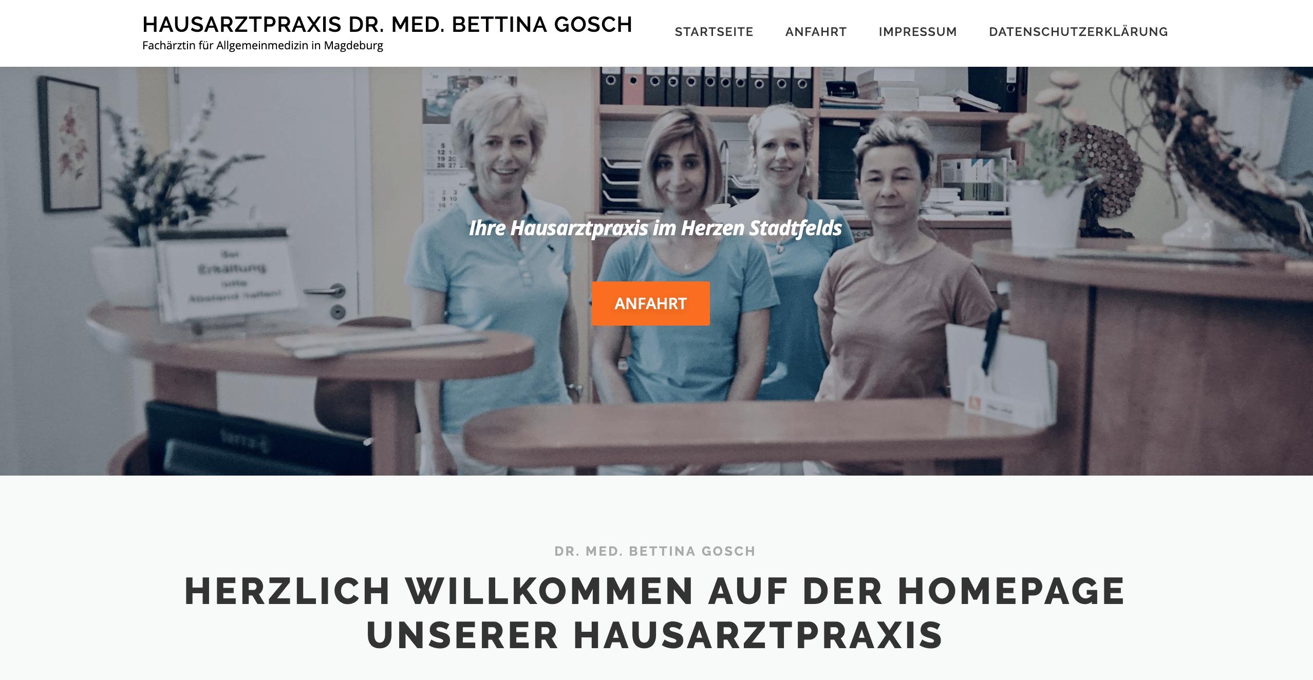Hausarztpraxis Dr. med. Bettina Gosch